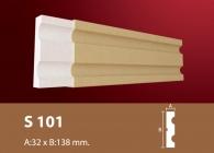 Dış Cephe Süslemeleri Stroline Söve: İç ve Dış Cephe Süslemeleri ve Yalı Baskı Mantolama Jamb 0