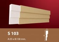 Söve Stroline Söve: İç ve Dış Cephe Süslemeleri ve Yalı Baskı Mantolama Söve 2