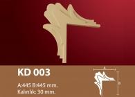 Köşe Dekor Stroline Söve: İç ve Dış Cephe Süslemeleri ve Yalı Baskı Mantolama Köşe Dekor 2