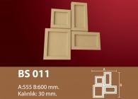 Balkon Süsü Stroline Söve: İç ve Dış Cephe Süslemeleri ve Yalı Baskı Mantolama Balkon Süsü 10