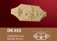 Dekor Stroline Söve: İç ve Dış Cephe Süslemeleri ve Yalı Baskı Mantolama Dekor 34