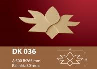 Dekor Stroline Söve: İç ve Dış Cephe Süslemeleri ve Yalı Baskı Mantolama Dekor 35