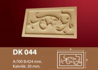 Dekor Stroline Söve: İç ve Dış Cephe Süslemeleri ve Yalı Baskı Mantolama Dekor 43