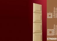 Sütun Stroline Söve: İç ve Dış Cephe Süslemeleri ve Yalı Baskı Mantolama Sütun 8