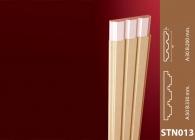 Sütun Stroline Söve: İç ve Dış Cephe Süslemeleri ve Yalı Baskı Mantolama Sütun 12