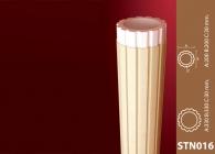 Sütun Stroline Söve: İç ve Dış Cephe Süslemeleri ve Yalı Baskı Mantolama Sütun 15