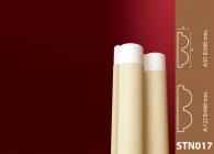 Sütun Stroline Söve: İç ve Dış Cephe Süslemeleri ve Yalı Baskı Mantolama Sütun 16