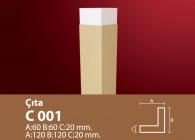 Dış Cephe Süslemeleri Stroline Söve: İç ve Dış Cephe Süslemeleri ve Yalı Baskı Mantolama Çıta 2