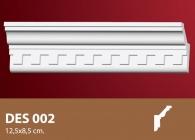 Desenli Kartonpiyer Stroline Söve: İç ve Dış Cephe Süslemeleri ve Yalı Baskı Mantolama Desenli Kartonpiyer 1