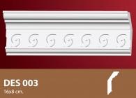 Desenli Kartonpiyer Stroline Söve: İç ve Dış Cephe Süslemeleri ve Yalı Baskı Mantolama Desenli Kartonpiyer 2