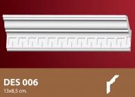 Desenli Kartonpiyer Stroline Söve: İç ve Dış Cephe Süslemeleri ve Yalı Baskı Mantolama Desenli Kartonpiyer 5