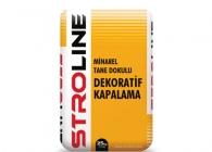 Mantolama Ürünleri Stroline Söve: İç ve Dış Cephe Süslemeleri ve Yalı Baskı Mantolama Mineral Tane Dokulu Dekoratif Kaplama 2
