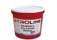 Silikonlu Dış Cephe Boyası Stroline Söve: İç ve Dış Cephe Süslemeleri ve Yalı Baskı Mantolama Silicone Exterior Painting 1