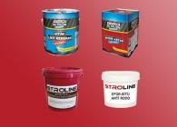 Bitüm Esaslı Su Yalıtım Ürünleri Stroline Söve: İç ve Dış Cephe Süslemeleri ve Yalı Baskı Mantolama Bitumen Based Waterproofing Products 0