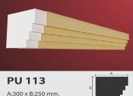Pencere Üstü Stroline Söve: İç ve Dış Cephe Süslemeleri ve Yalı Baskı Mantolama Pencere Üstü 12