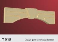Taç Stroline Söve: İç ve Dış Cephe Süslemeleri ve Yalı Baskı Mantolama Taç 14