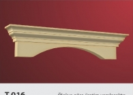 Taç Stroline Söve: İç ve Dış Cephe Süslemeleri ve Yalı Baskı Mantolama Taç 15