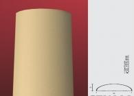 Sütun Stroline Söve: İç ve Dış Cephe Süslemeleri ve Yalı Baskı Mantolama Sütun 19
