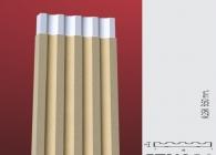 Sütun Stroline Söve: İç ve Dış Cephe Süslemeleri ve Yalı Baskı Mantolama Sütun 20