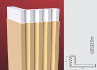 Sütun Stroline Söve: İç ve Dış Cephe Süslemeleri ve Yalı Baskı Mantolama Sütun 22