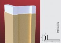 Sütun Stroline Söve: İç ve Dış Cephe Süslemeleri ve Yalı Baskı Mantolama Sütun 23